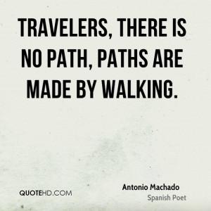Antonio Machado Quotes