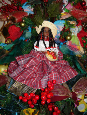 jamaican christmas tree