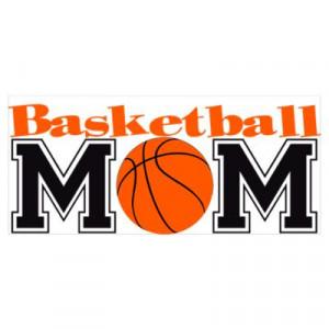 Basketball Mom Poster