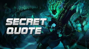 Thresh Secret Quote png