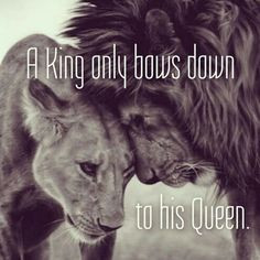King Only Bows Down To His Queen Pictures, Photos, and Images for ...
