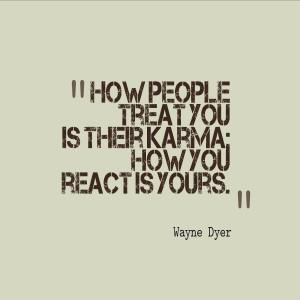 Karma Quotes Quotesgeek