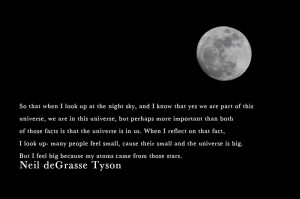 ... Back > Gallery For > Neil Degrasse Tyson Quotes We Are All Connected