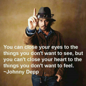 Johnny Depp Quotes If You Love Two People