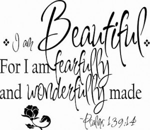 AM Beautiful – comment if you believe you are too!
