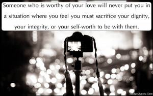 Knowing Your Self Worth Quotes. .Great Quotes From Unknown Authors