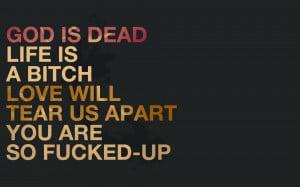 text quotes typography joy division friedrich nietzsche nietzsche ...