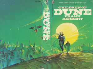 "quotes from "" Children of Dune "" by Frank Herbert , the third book ..."