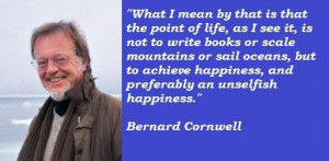 Bernard cornwell famous quotes 2