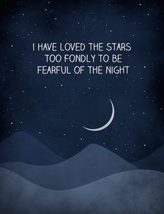 have loved the stars by Eve Sand · Galileo Quote, Quote Art ...