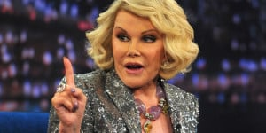Joan Rivers Joked About Wanting To Die Interesting Death - Business ...