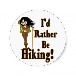 funny hiking quotes