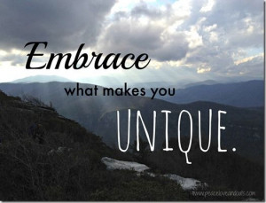 Embrace Your Gift | Peace Love & Oats