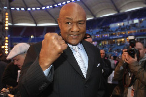 George Foreman spoke about his friend Joe Frazier in a recent radio ...