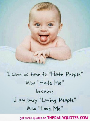 Hate People Love Quotes Great Life Funny Quotes Sayings Pics Images