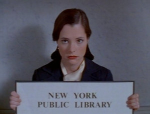 Parker Posey in 'Party Girl'