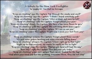 Firefighter Wife Poem http://winnipegfiremuseum.ca/lastalarm.htm