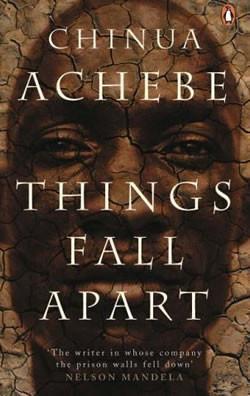 Things Fall Apart - book jacket
