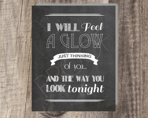 ... - Wall Art Decor Print - Love Quote - Movie Quote - Wedding Art