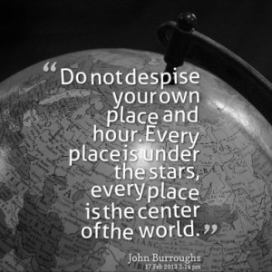 under the stars quotes