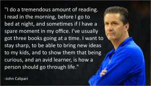 LEADERS ARE READERS -- MAKE THE TIME!