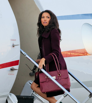 Jurnee Smollett Bell Wedding