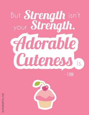 Adventure Time Quotes | Anita Boeira