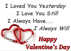 Valentines Day Quotes – Romantic Valentines Day Quotes For Him