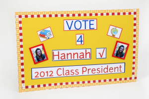 Class Vice President Vote for Me