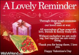 Lovely Reminder