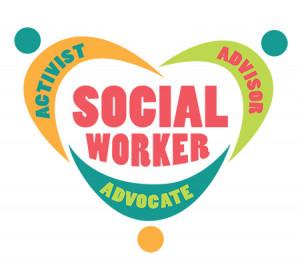 Medical Social Worker Logo