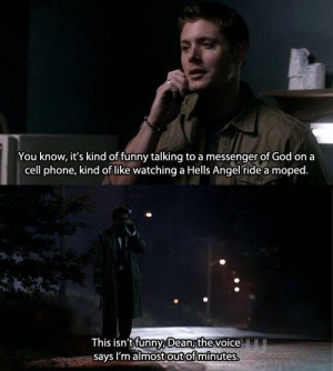 Supernatural Supernatural Funny