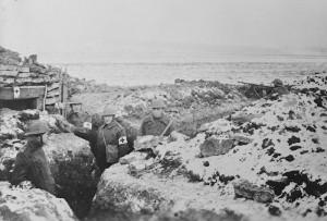 Return to World War I Timeline - 1918