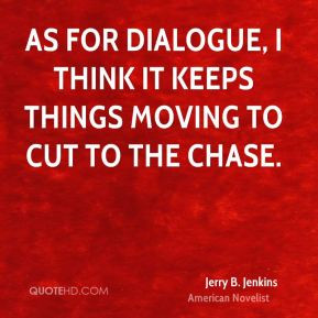 Jerry B. Jenkins Top Quotes