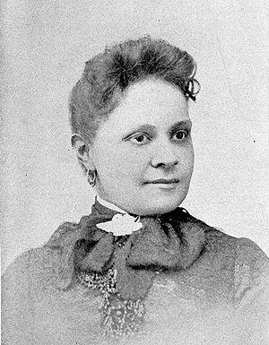 Fannie Barrier Williams, 1902