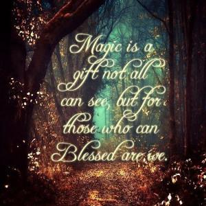 magic quote #unlockthemagic