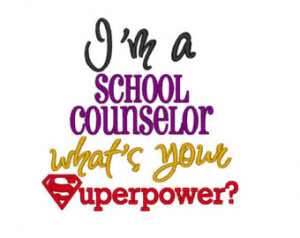School Counselor whats yo ur Superpower. INSTANT DOWNLOAD ...