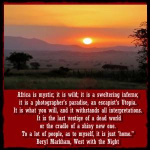African Safari Inspirations – Safari Quotes and Sayings