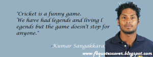 kumar sangakkara sri lankan cricket player quotes cover photos