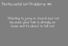Proud Pentecostal