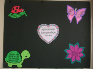 ... quotes, including the Emily Dickinson quote featured in the lesson