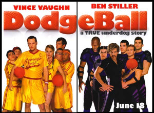 If you can dodge a wrench, you can dodge a ball.