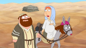 Synopsis: Peter tells the family the story of Jesus' birth from his ...