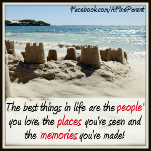 Family Vacation Memories Quotes Happiness for your family