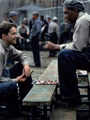 Shawshank Redemption: Film, Morgan Freeman, The Shawshank Redemption ...