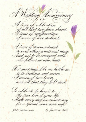 wedding anniversary poems for parents wedding anniversary quotes for