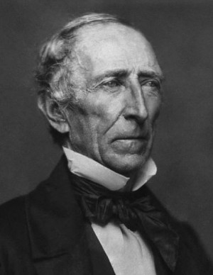 John Tyler, the 10th President of the United States, was born on March ...