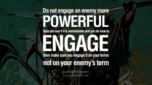The Art Of War Quotes If you know the enemy and know