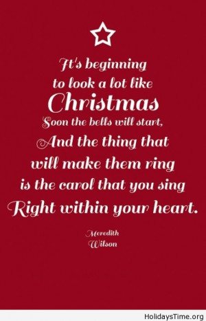 Amazing Christmas tree quote