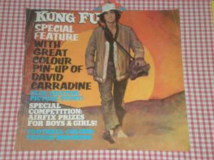 ... Carradine Grasshopper Kung Fu to your playlist reviews, news gossip